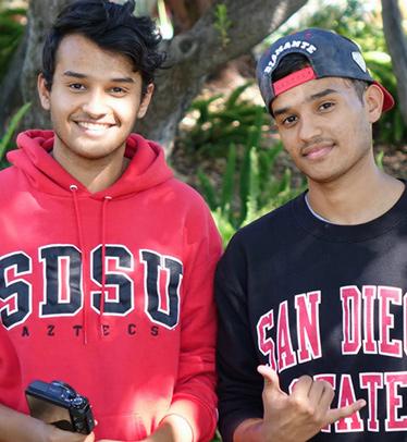 Mubarak and Saad Alajmi
